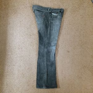Diesel Industries Zatiny (bootcut) Jeans (32x29)
